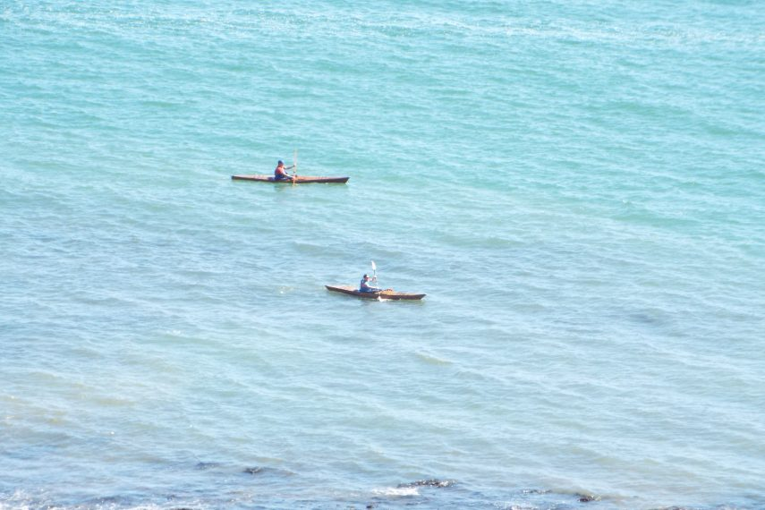 Pwll Du Beach