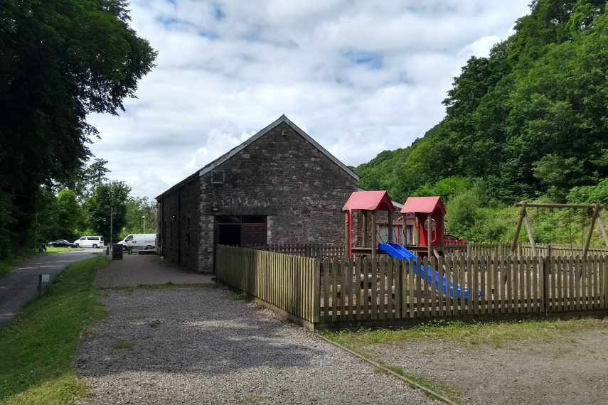 Pontneddfechan village hall