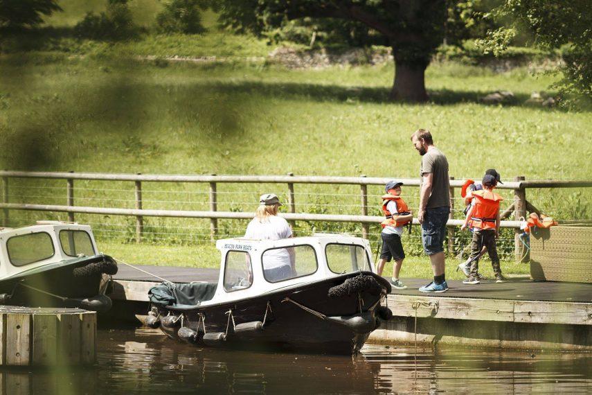 Beacon Park Day Boats