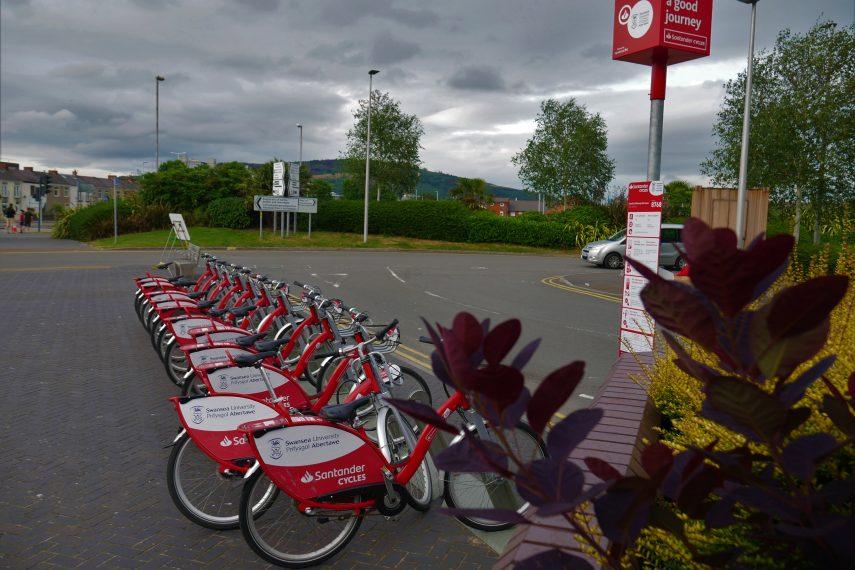 Santander Cycle Hub