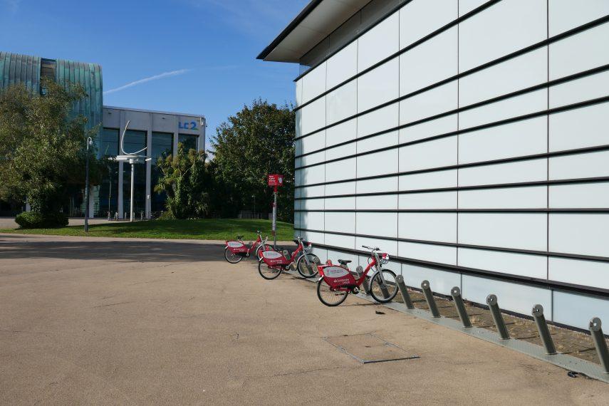 Santander Cycles – Civic Centre Hub