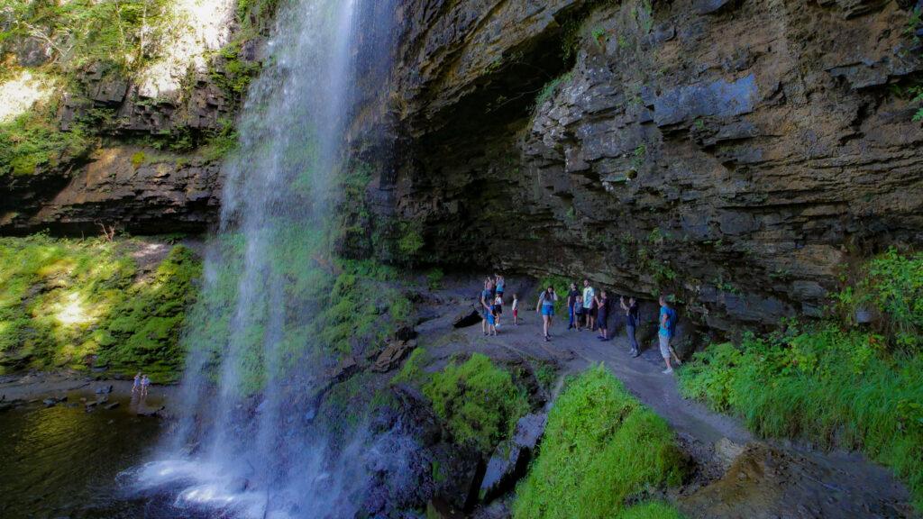 Waterfall Walks