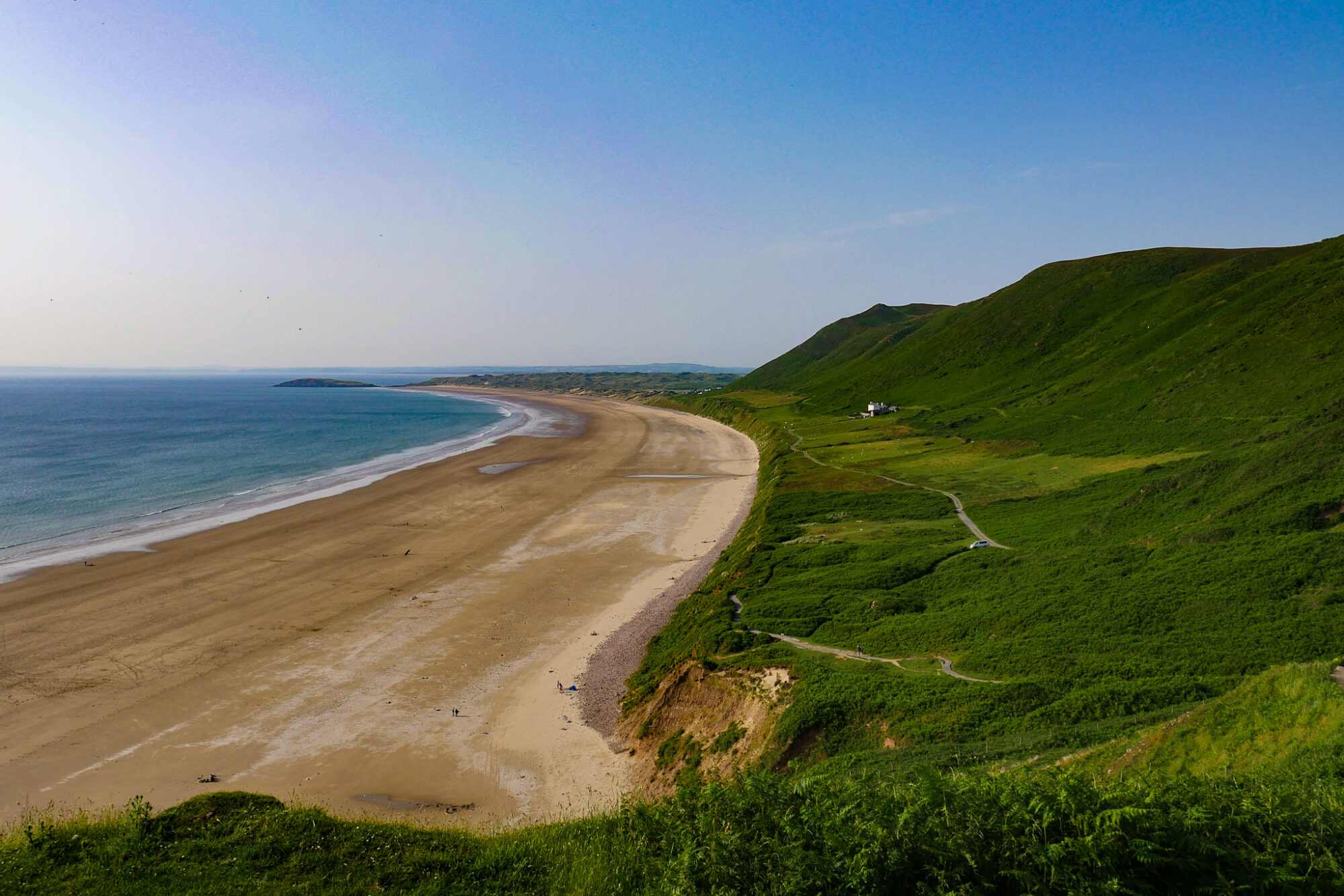 Explore South Wales