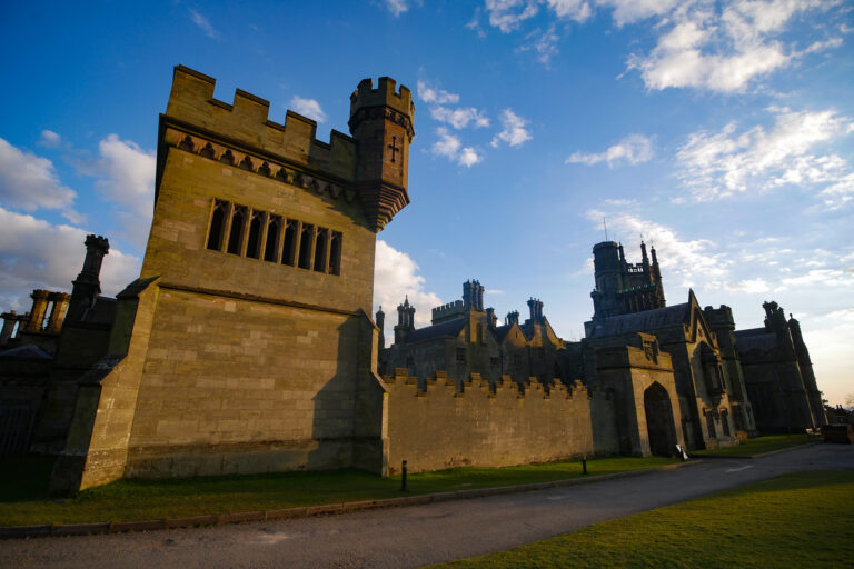 Margam Country Park and Castle